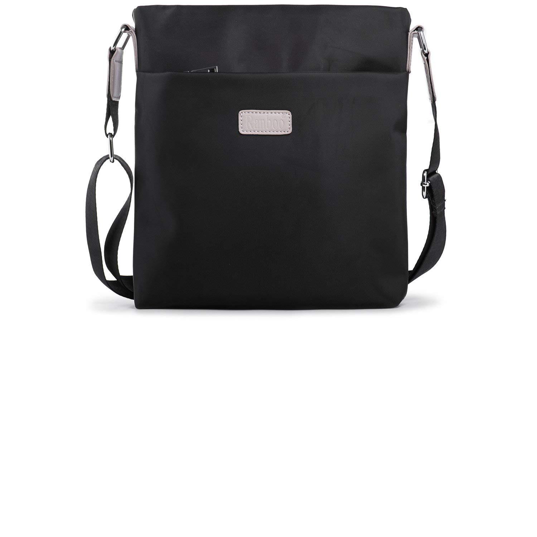 Get Quotations · Ranboo Crossbody Messenger Bags Small Travel Bag Shoulder  Satchel Men Travel Purse Cross-body Business 013fa118ce912