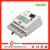 Built-in 58mm Thermal Printer Electronic Cash Register White Color Hysoon T71-60