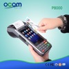 P8000: relable android mobile pos terminal machine cheap