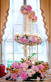 2014 new product ! wedding decoration flower stands table ...