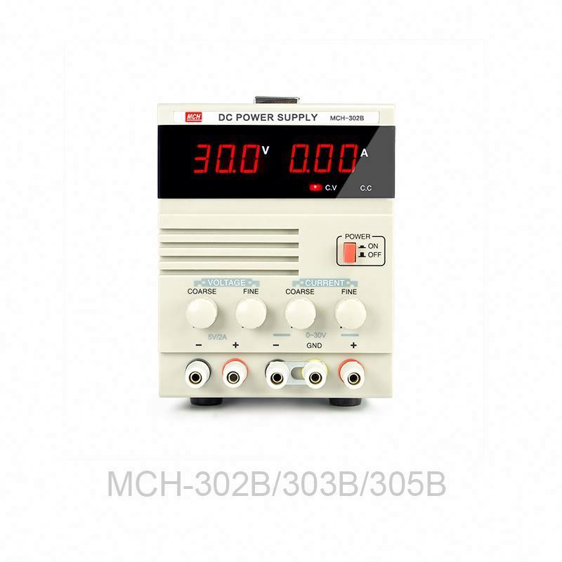 MCH 30V 5A DC Power <strong>supply</strong>