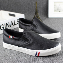 2016 Factory Direct Hot Sale summer men leather cusual shoes Semi Casual Shoes