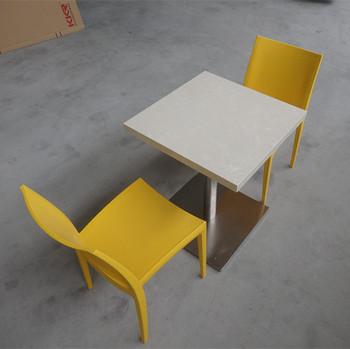 Quartz Stone Top Dining Tables, Composite Stone Table Top