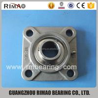 MF205 pillow block bearing stainless steel bearing housing