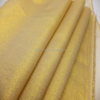 675b6c523f6 Metallic Gold Lurex Woven Fabric Silver Lurex Fabric - Buy Metallic ...