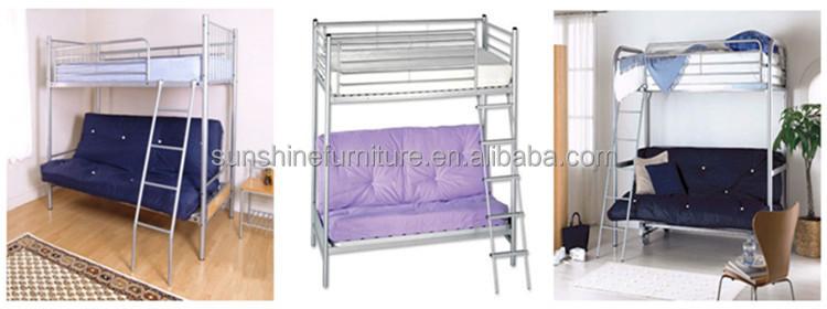 haute qualit en acier fer pliant canap lit m canisme. Black Bedroom Furniture Sets. Home Design Ideas
