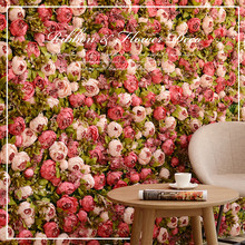 Super High Quality 10pcs/lot Wedding Flower Wall Stage Backdrop Decorative Peony Flowers Artificial Flower Wedding Arrangement