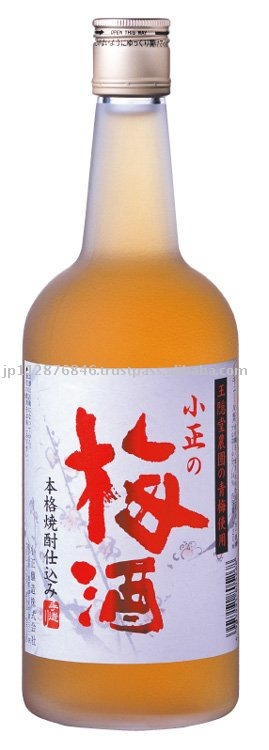KOMASA NO UMESHU (Plum Wine,alcohol,Liqueur)