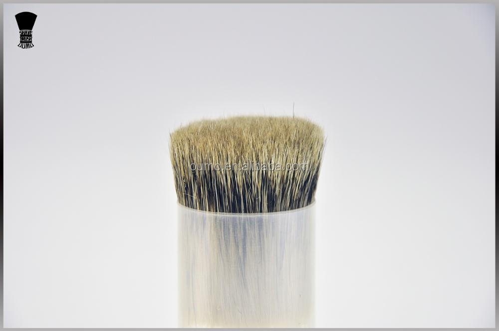 OUMO-China supplier badger shaving brush knot hair for shaving brush making super badger hair