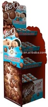 Custom business promotie pop display stand houten <span class=keywords><strong>candy</strong></span> display rack