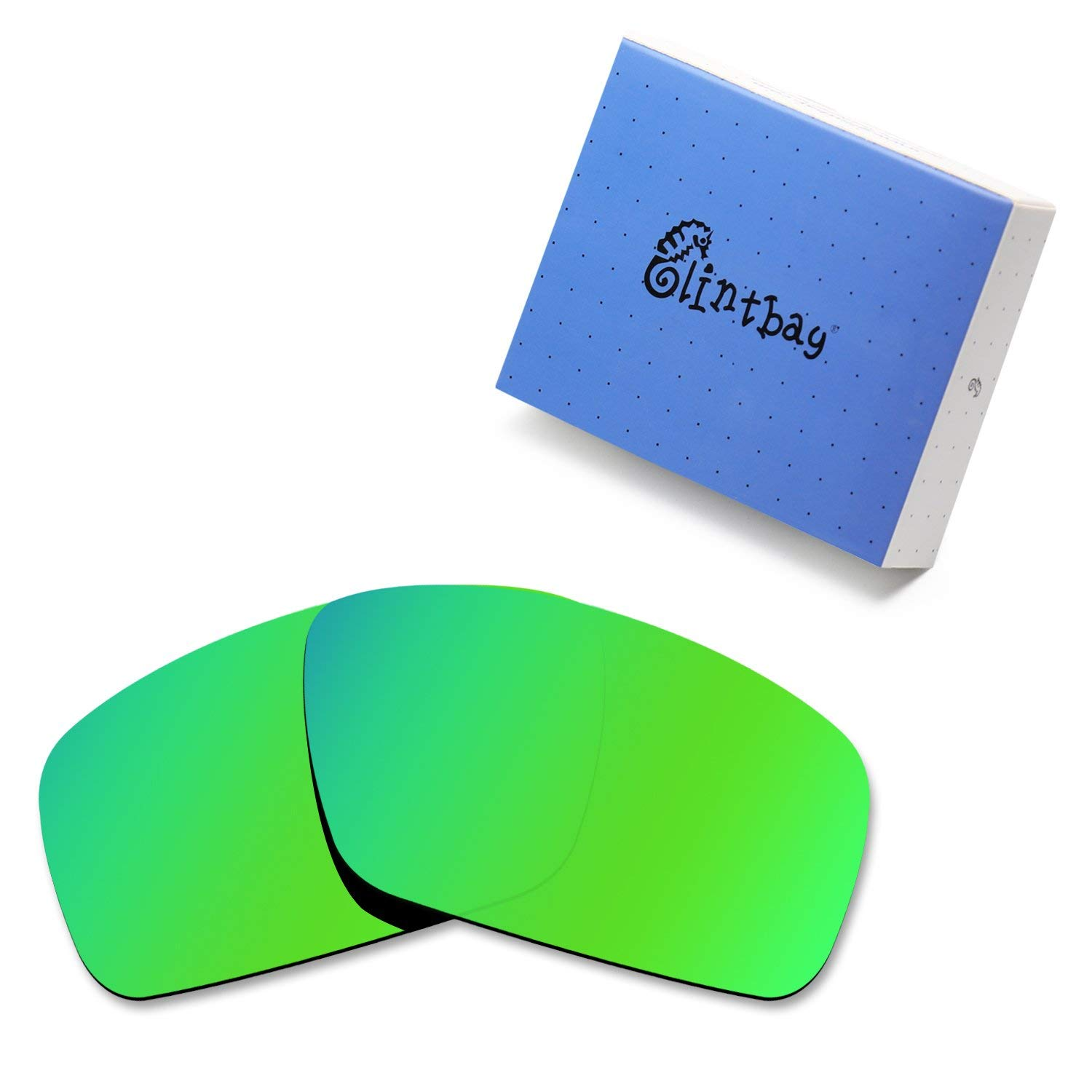 fe684a3447 Get Quotations · Glintbay 100% Precise-Fit Replacement Sunglass Lenses for Costa  Del Mar Fantail