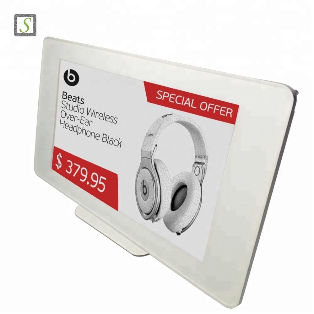 Suny E-ink 3 Colors Epaper Electronic Shelf Label ESL Demo Kit