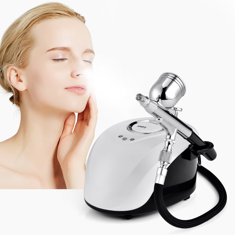 Portable SPA Massage Sprayer Machine Nano Face Steamer Water Oxygen Meter Nebulizer for Face Beauty Equipment <strong>Facial</strong> <strong>Care</strong> <strong>Tools</strong>