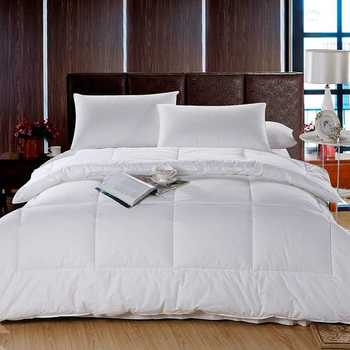 Luxury 5star Hotel Linen Goose Down and Feather Quilt For Sale
