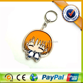 High Quality Custom Cartoon Design Acrylic Keychain - Buy Acrylic  Keychain,High Quality Acrylic Keychain,Custom Arcylic Keychain Product on