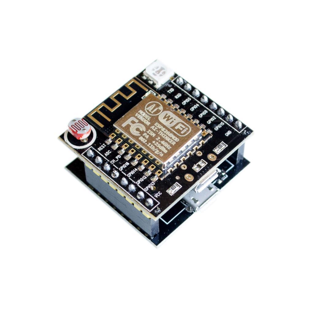 PCB Idea's    - Let's Control It