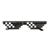 Custom Thug Life Glasses Deal With It Glasses Pixel Sunglasses
