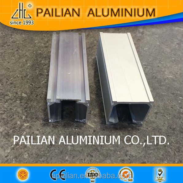 Aluminium Pure Ingot Price Aluminium Powder Coated White Used Window Curtain Track Design Curtain Rail Aluminium Profiles