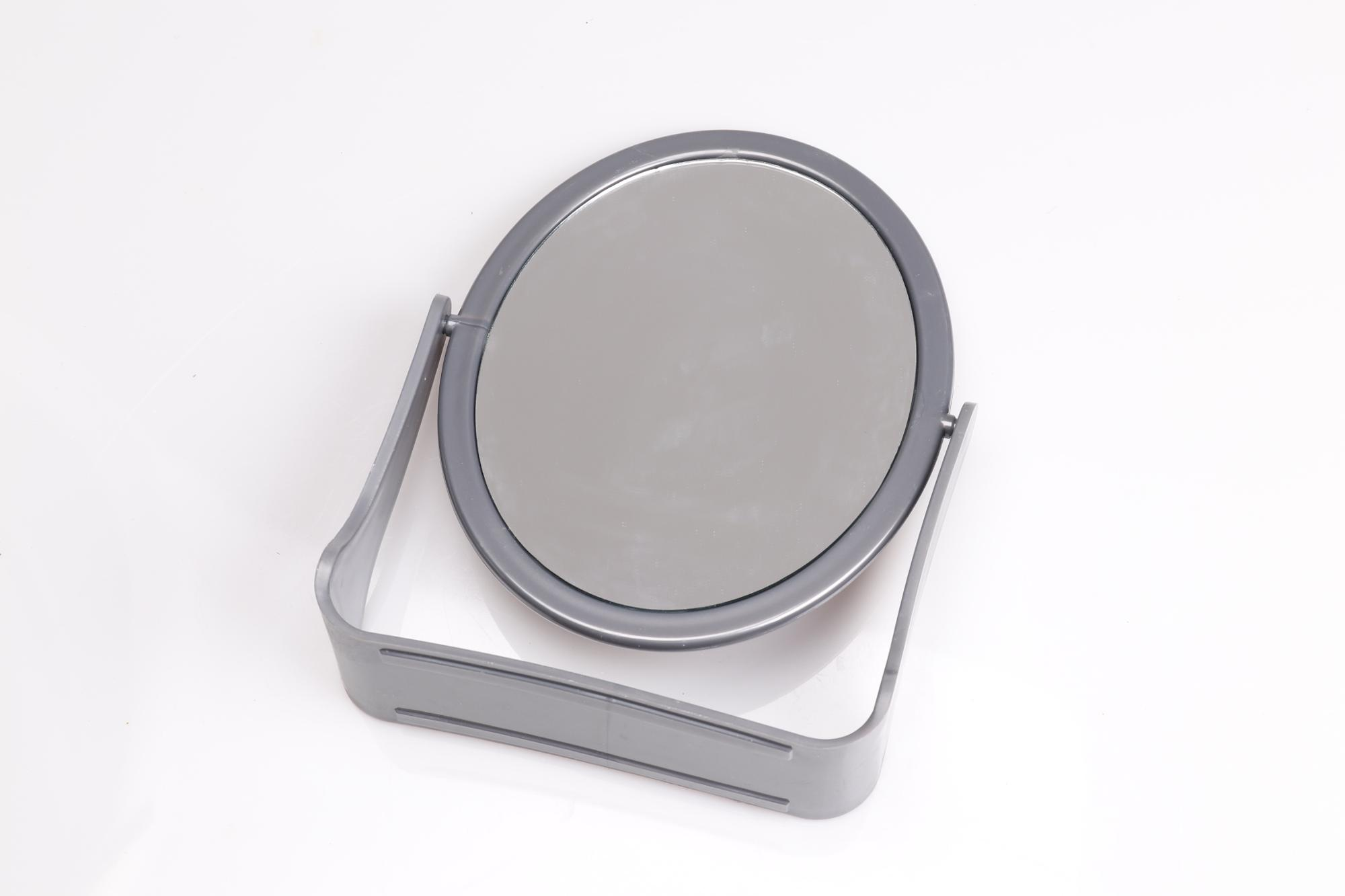 Double Sided Tabletop Makeup Mirror