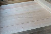 solid T&G unfinished oak hardwood flooring