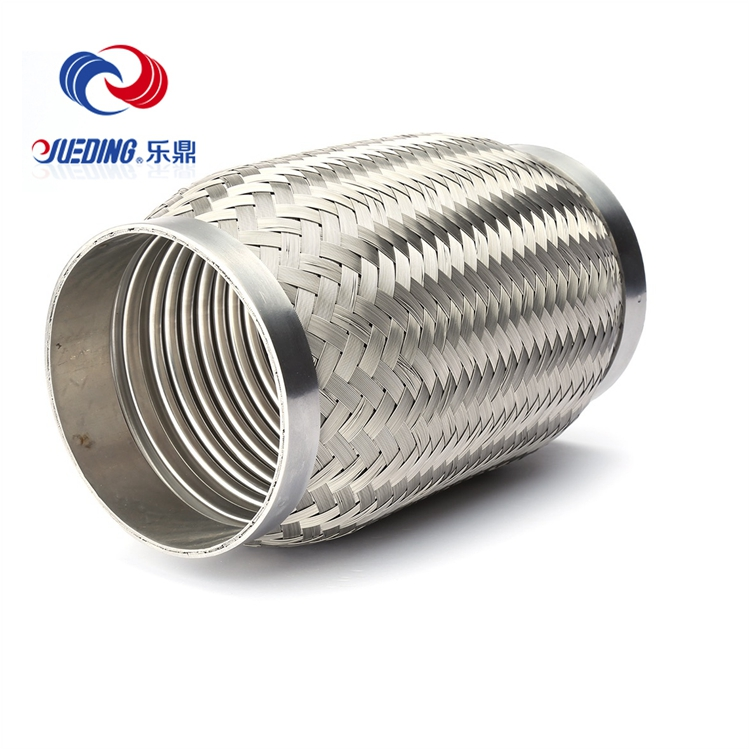 OEM Automotive Autozone Metal Wire Mesh Exhaust Flex Pipe
