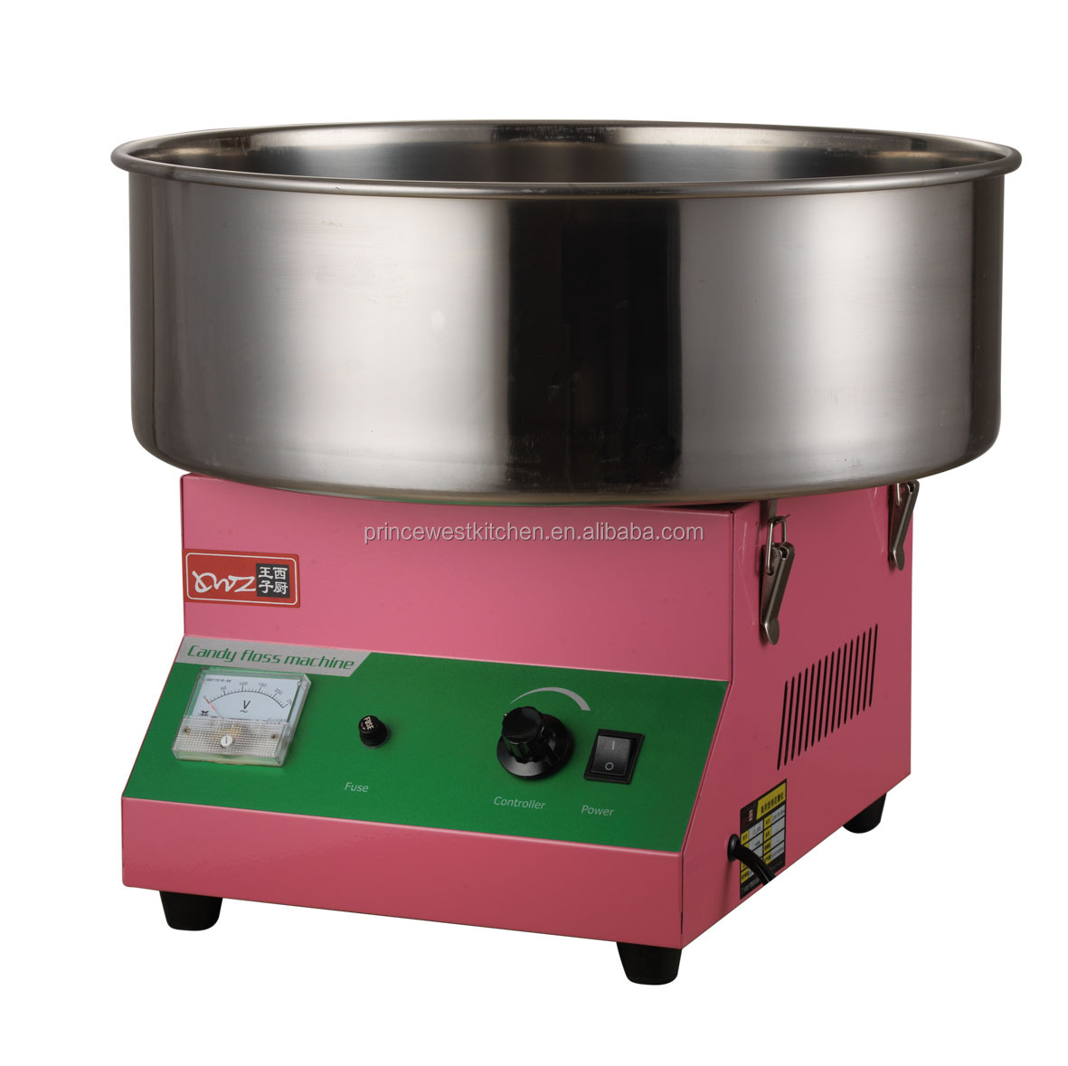 Hot sell high quality cotton candy floss machine