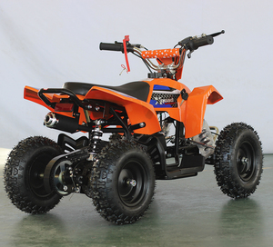 China Four Wheel Motorcycle Kids ATV Moto Quad 50CC