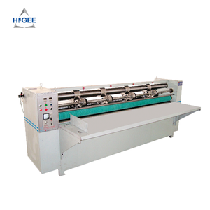 High Quality Corrugated Cardboard Thin Blade Slitting Scoring Machine Carton Machinery
