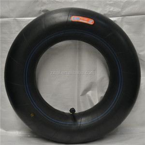 Inflatable floating Butyl rubber 8.25R16 750-16 truck tyre tire inner tube
