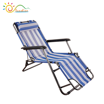 Mesh Outdoor Folding Deck Chairs Whole Double Chair Recliner