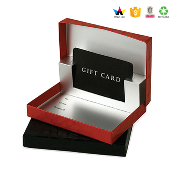 Newest Business Card Paper Box In Good Quality For Calling Card