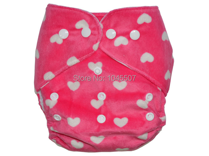 Brand new baby s diapers brethable reusable diaper washable cloth nappies 6 sets pocket diapers in