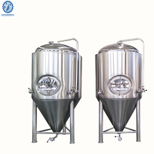 100L-3000L the price stainless steel beer fermentation tank