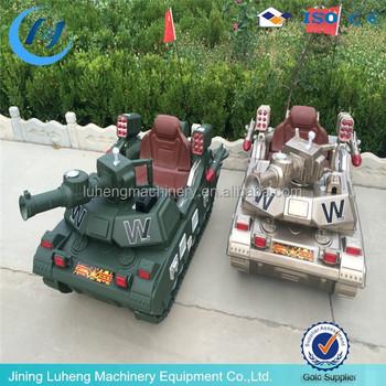 speelgoed tank wagen