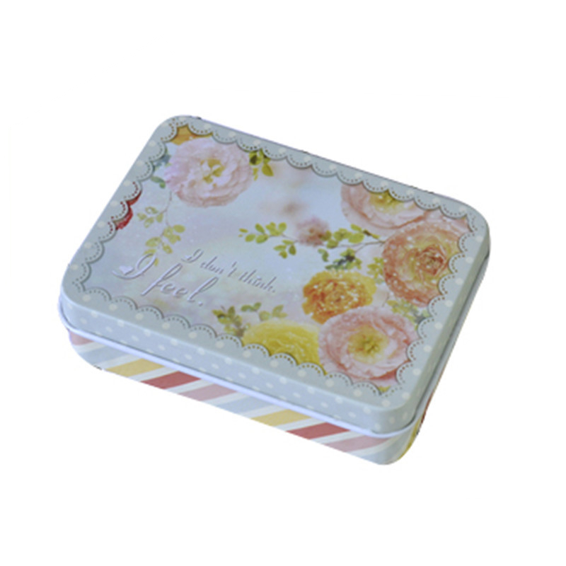 Hot Sale tin jewelry boxes for jewelry