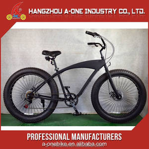 "Top Selling 26"""" Sand Dirt Snow All Terrain Beach Mountain Cruiser Boy Bmx Bicycle Fat Tire Bikes"