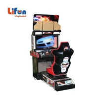 coin operated video racing simulator machines midnight maximum tune 5 game machine for arcade centre