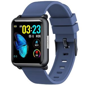 Image of 1.3 inch smart sport watch fitness healthy men women children smart wristwatches relogio masculino fitness smartwear wristwatch