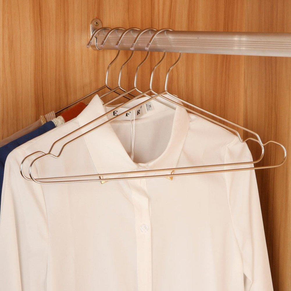 Extra heavy black stainless steel coat hanger/ drying rack/ cool coat hanger/ Sun/ suit up pants/clothes hanger -A