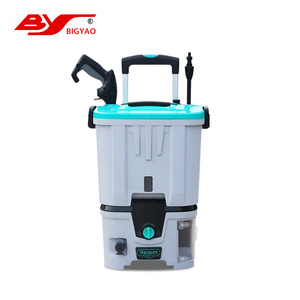 2018 New high pressure car washer 40V Li-ion battery cordless car washing machine