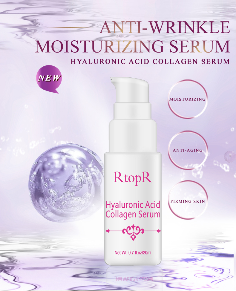 1/10  Collagen Serum Hyaluronic Acid With Vitamin c Serum Manufacturers