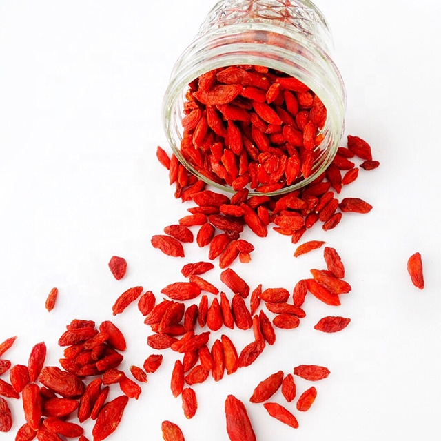 Health Goji Berries Nutrient Chinese Wolfberry for Superfood