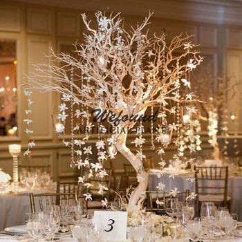 Wedding centerpiecewedding decoration treewedding table tree wedding centerpiece wedding decoration treewedding table tree centerpieces junglespirit Choice Image