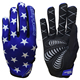 custom logo made racing motocross cheap sports mesh gloves