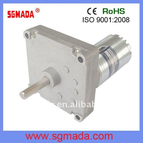 12VDC geared motor for automatic machine