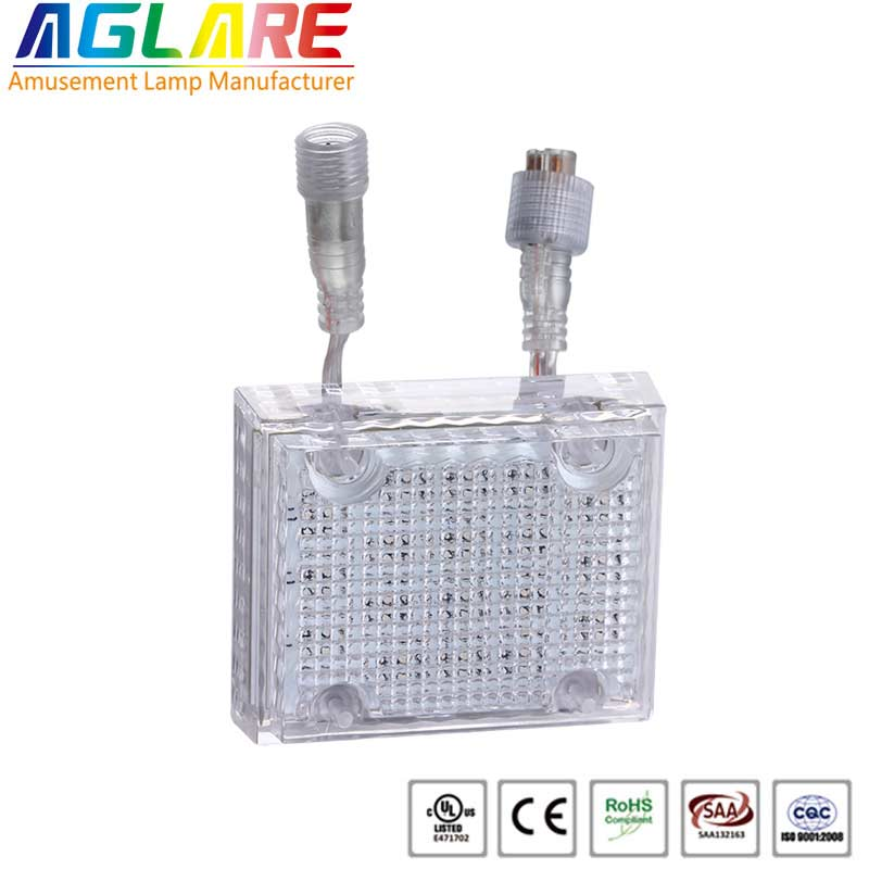 programable outdoor led light DC24V point light for amusement park