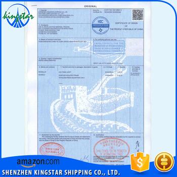 Certificate Of Origin Export Toys Co - Buy Certificate Of Origin ...