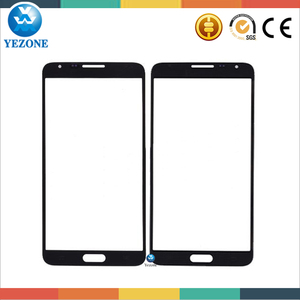 Original Glass For Samsung Galaxy Note III Neo N750 N7505 Front Glass Lens, For Samsung Galaxy Note 3 Touch Screen Glass