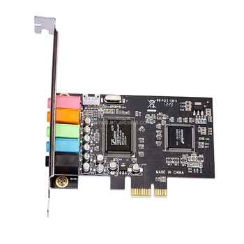 CMI8738 6 CHANNEL PCI 3D SOUND CARD DRIVER FOR WINDOWS 10