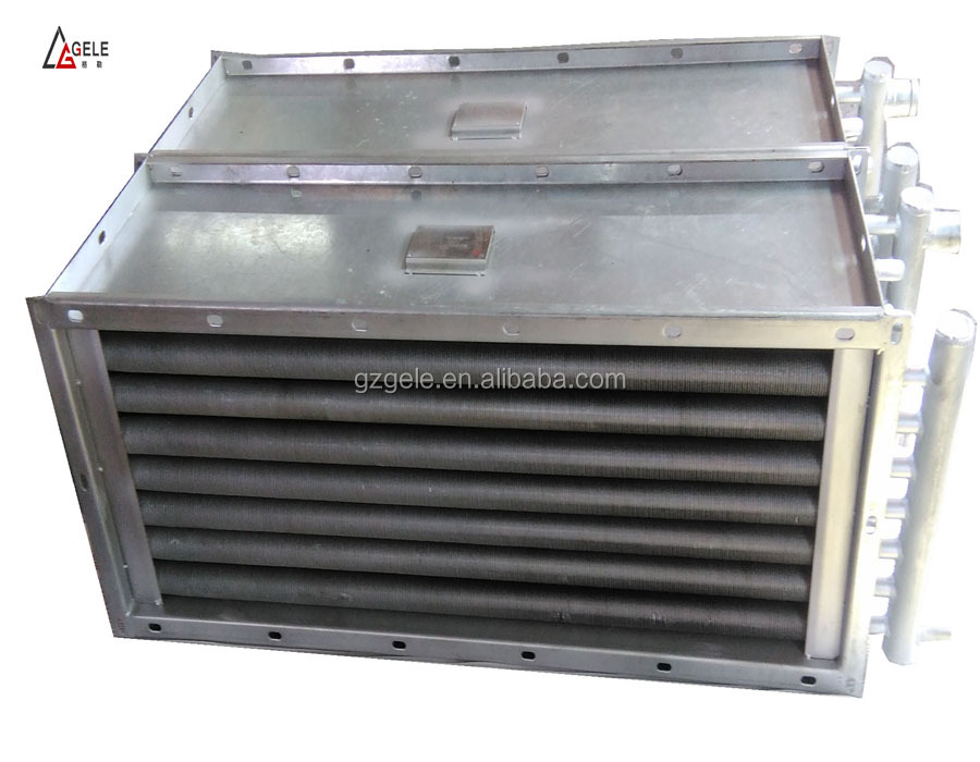 Strong stainles steel Anti-corrossion Heat Exchanger for Rice milling and seed equipments